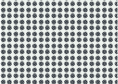 Black ball pattern