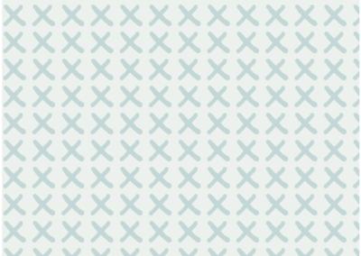 Grey cross pattern