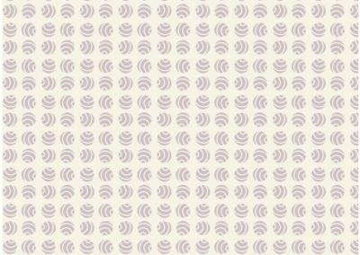 Pale purple ball pattern
